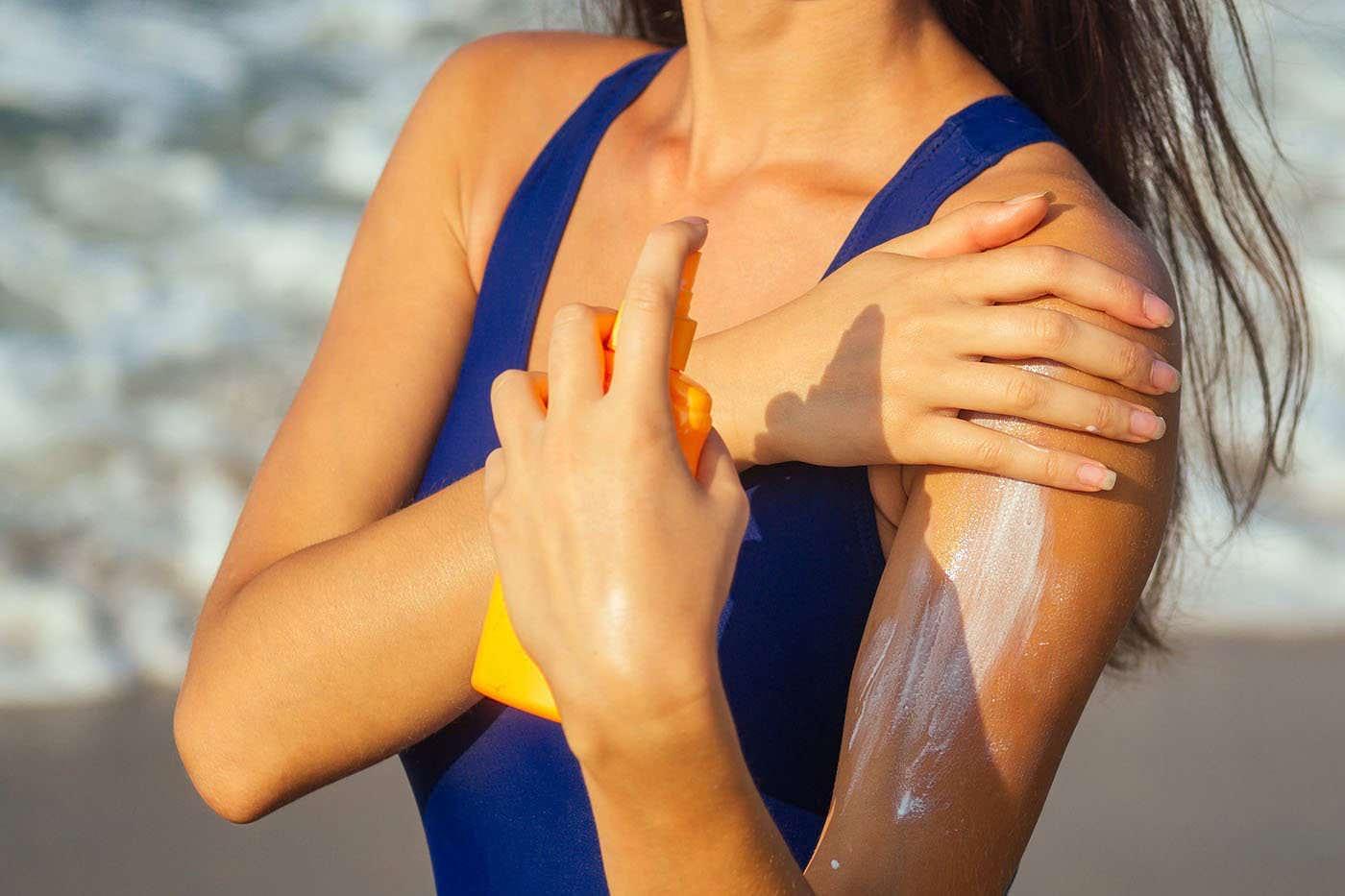 Este crema de plajă sigur de utilizat?