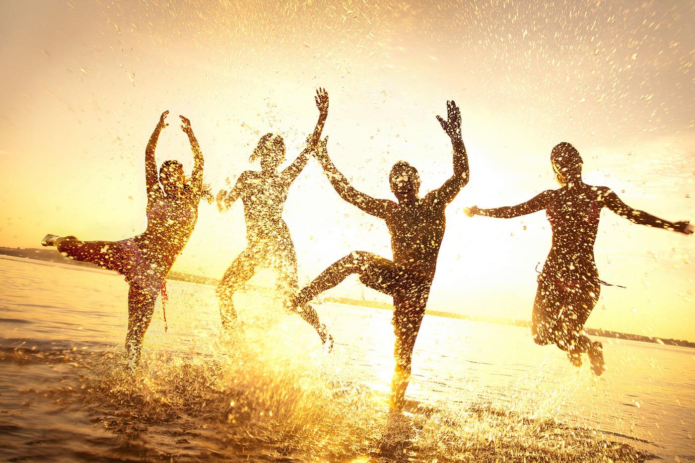 De ce suntem mai fericiți vara