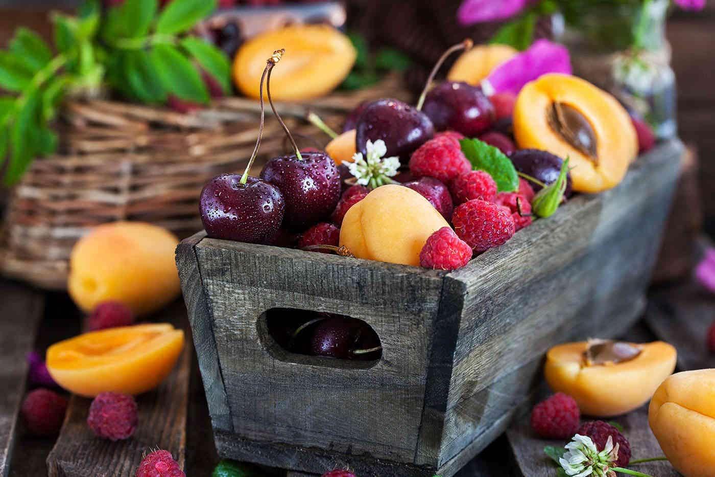 Fructe și legume de vară care scad colesterolul