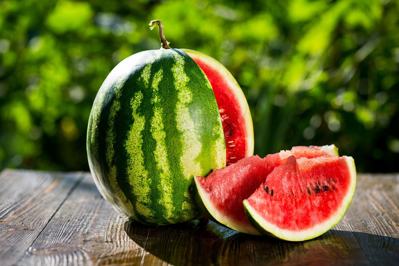 Hidratare cu pepene roșu