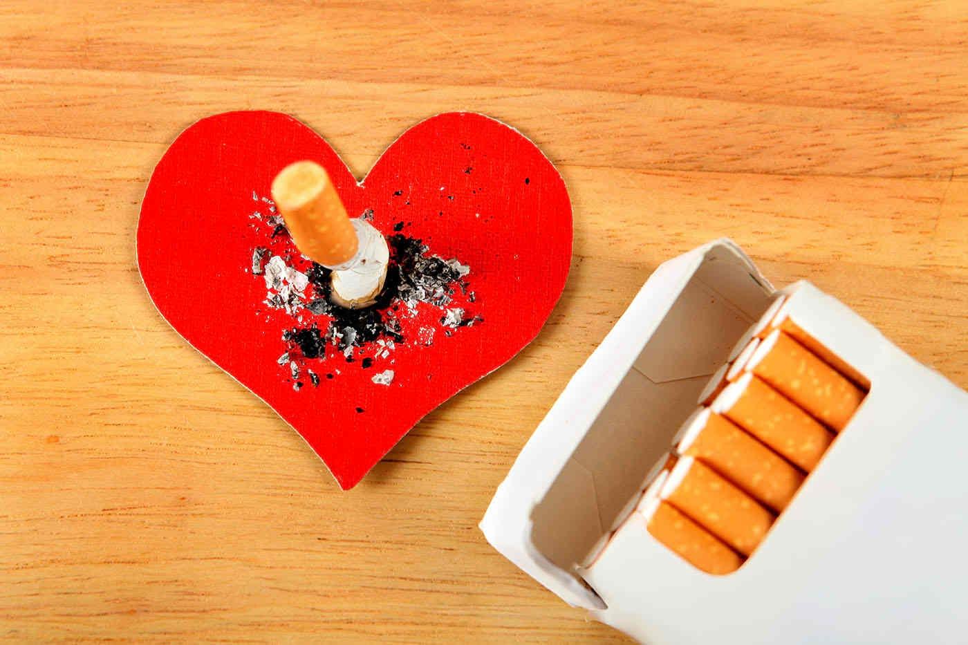 Infarctul la fumători ar putea fi prezis din timp (studiu)