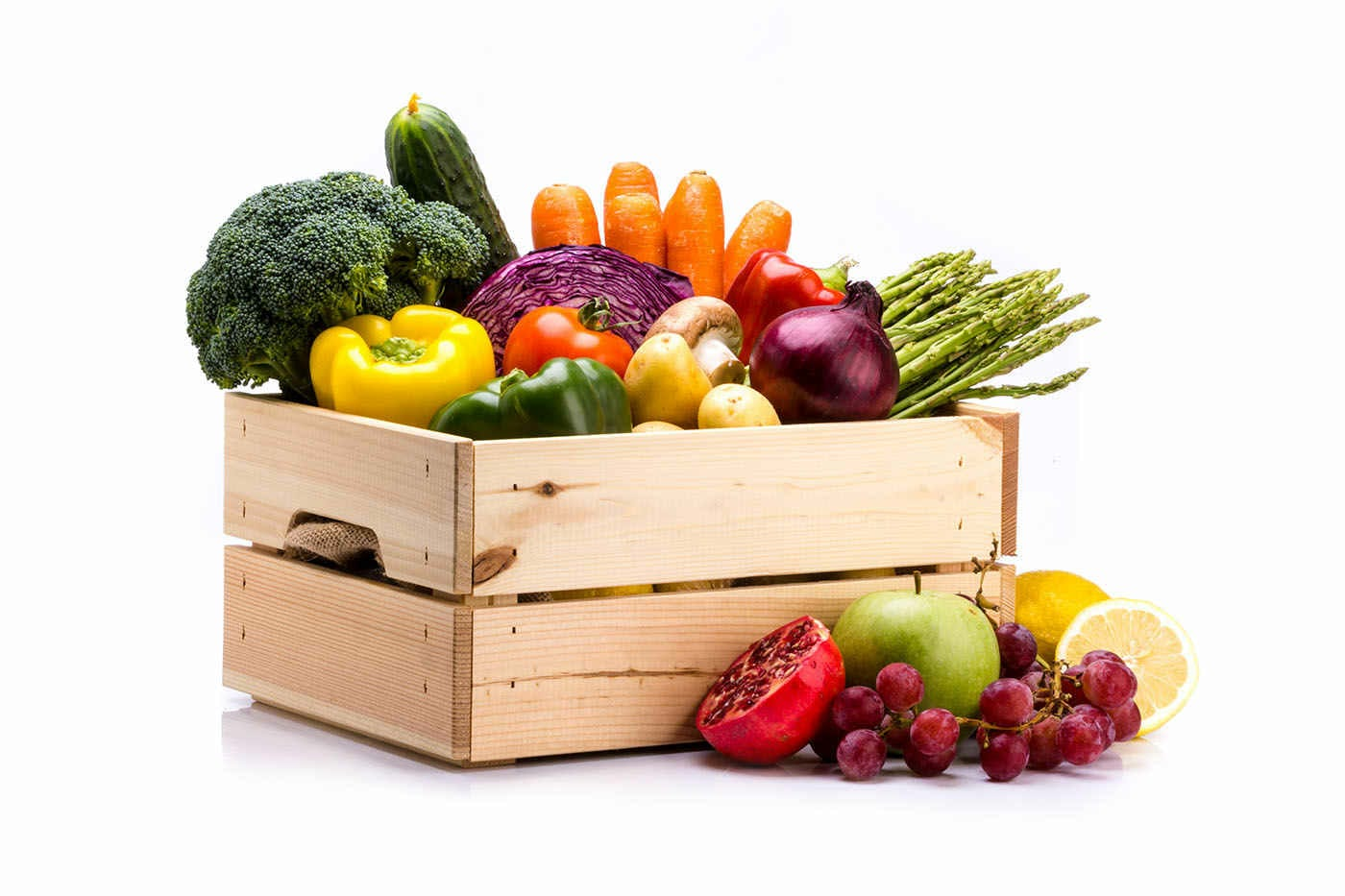 Legumele și fructele, alimente antistres