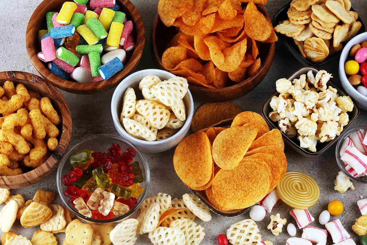 Alimentele foarte procesate, nocive pentru sănătatea osoasă a copiilor (studiu)