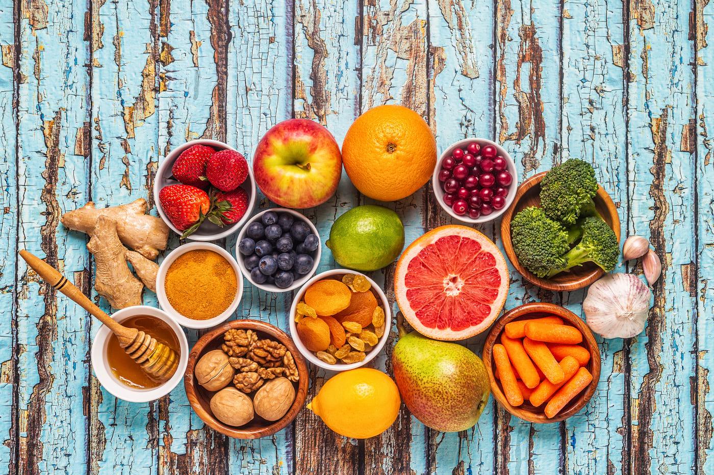 Cele mai bune și cele mai rele alimente pentru sănătatea plămânilor