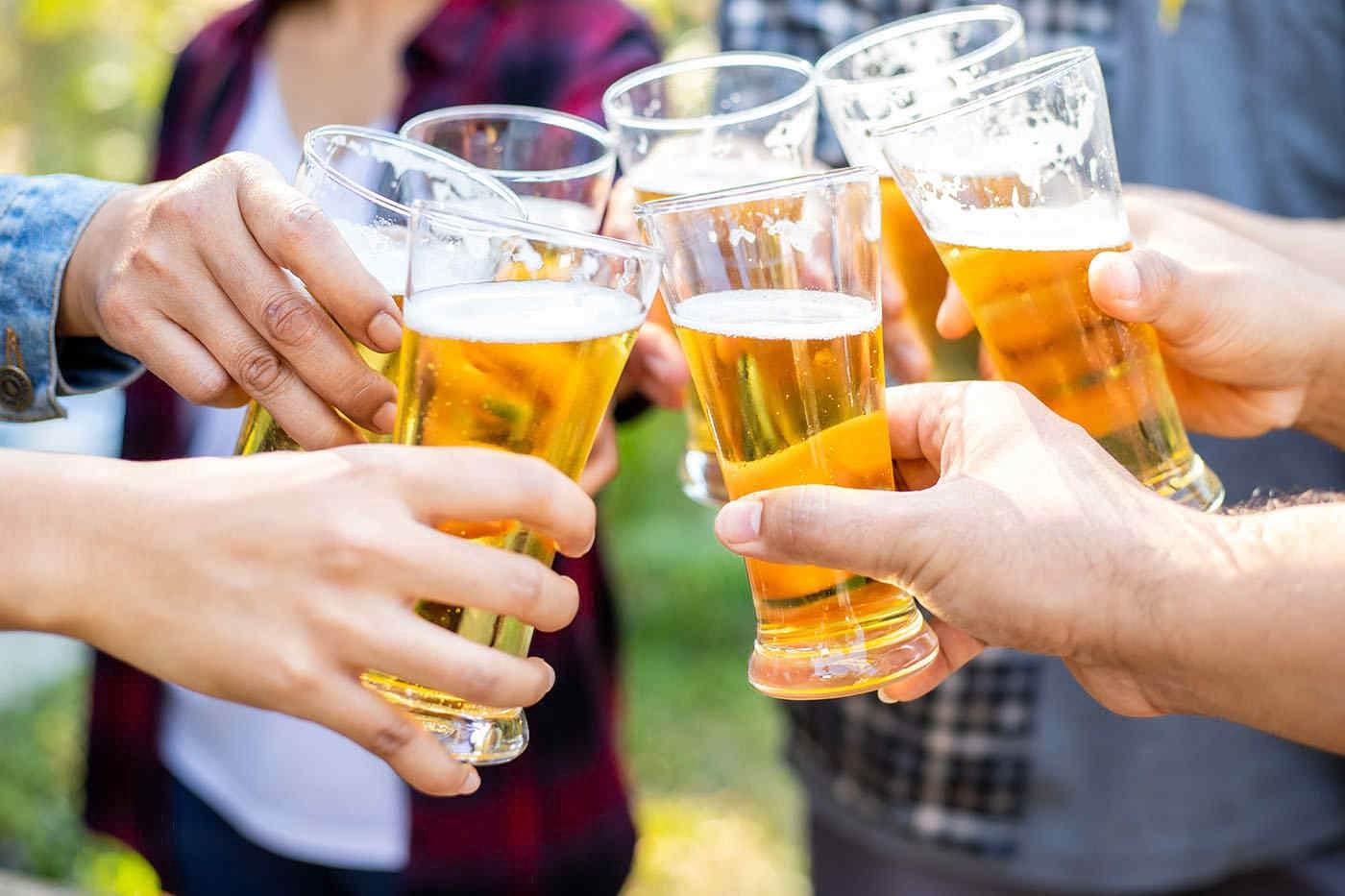 Un consum moderat de alcool are un impact benefic asupra conexiunii creier-inimă