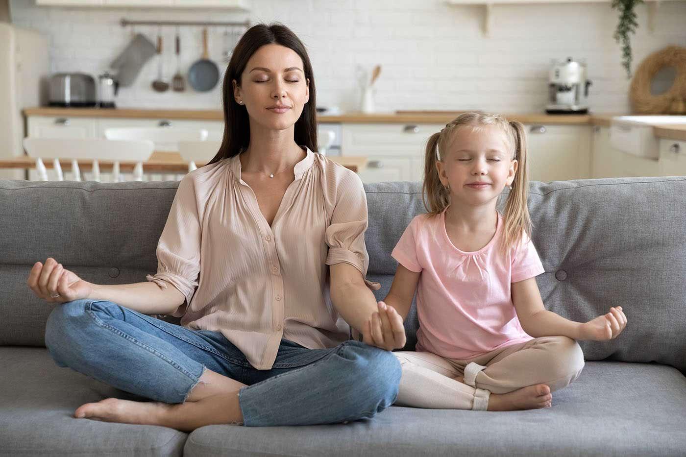 Cursurile de mindfulness ajută copiii să fie mai rezistenți emoțional