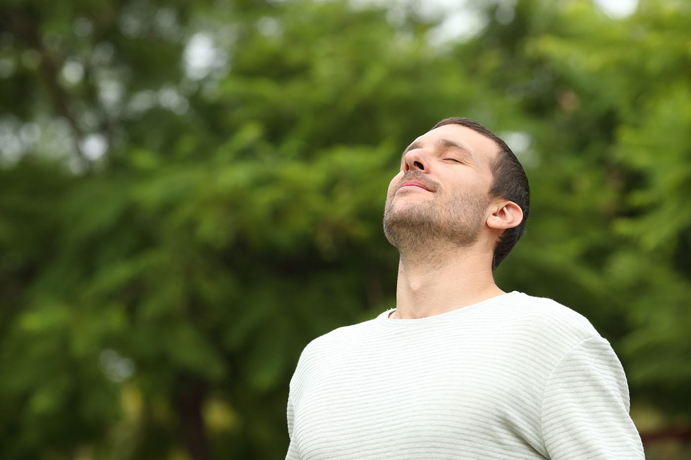pierderea în greutate profundă de respirație