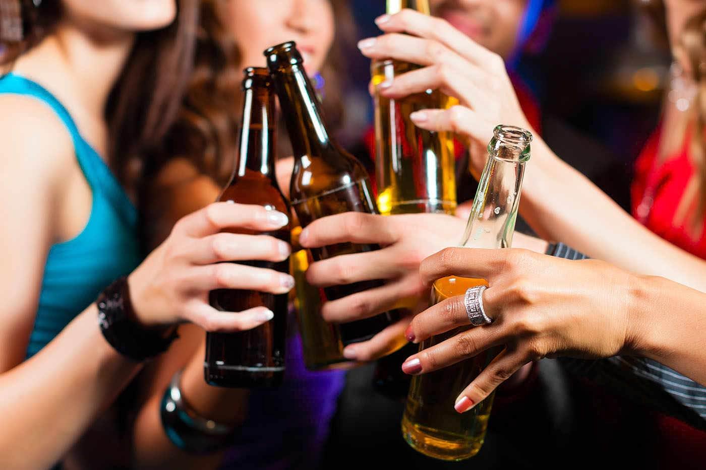 Toleranța la alcool se poate schimba în timp