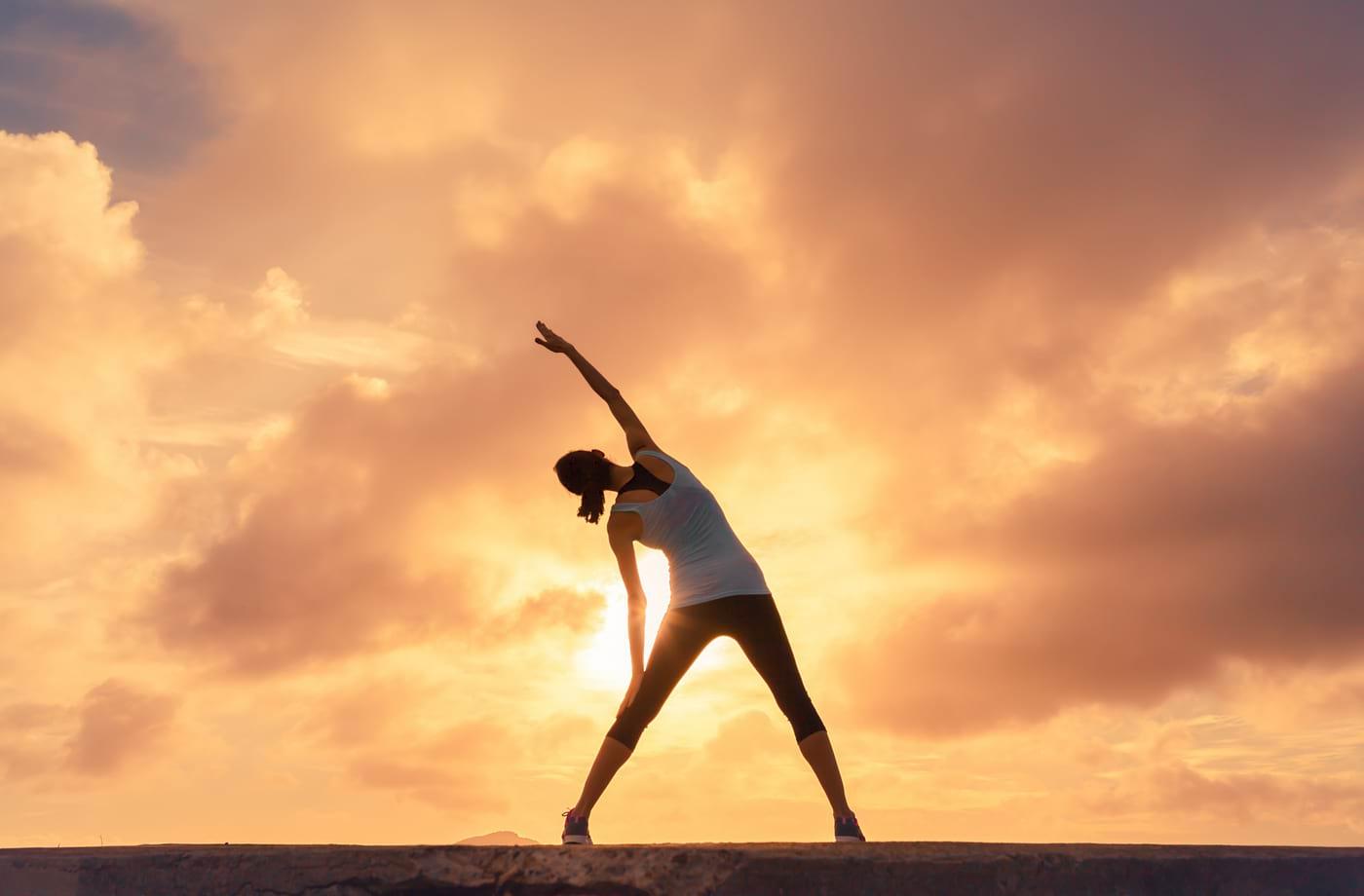 Stretching-ul activ: ce este și la ce ajută?