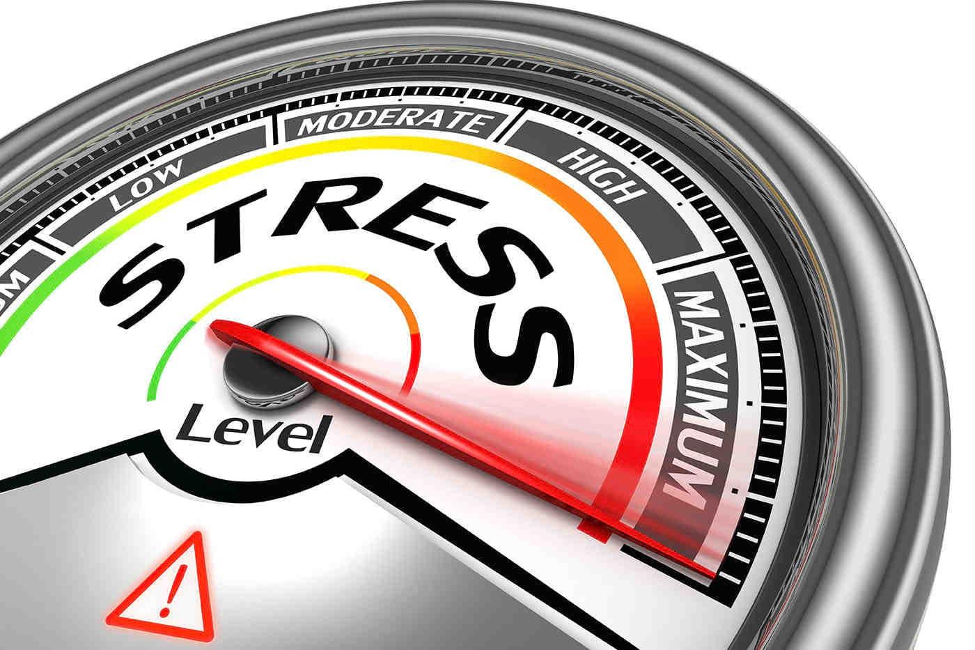 Nivelul de stres ar putea fi detectat cu ajutorul unui dispozitiv purtabil