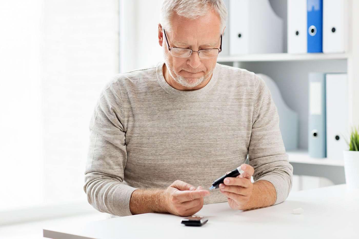 Vârstnicii diagnosticați cu prediabet au un risc mai mic de a dezvolta boala [studiu]