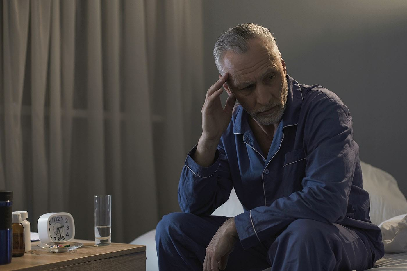 Un somn mai scurt de 5 ore poate crește riscul de demență [studiu]