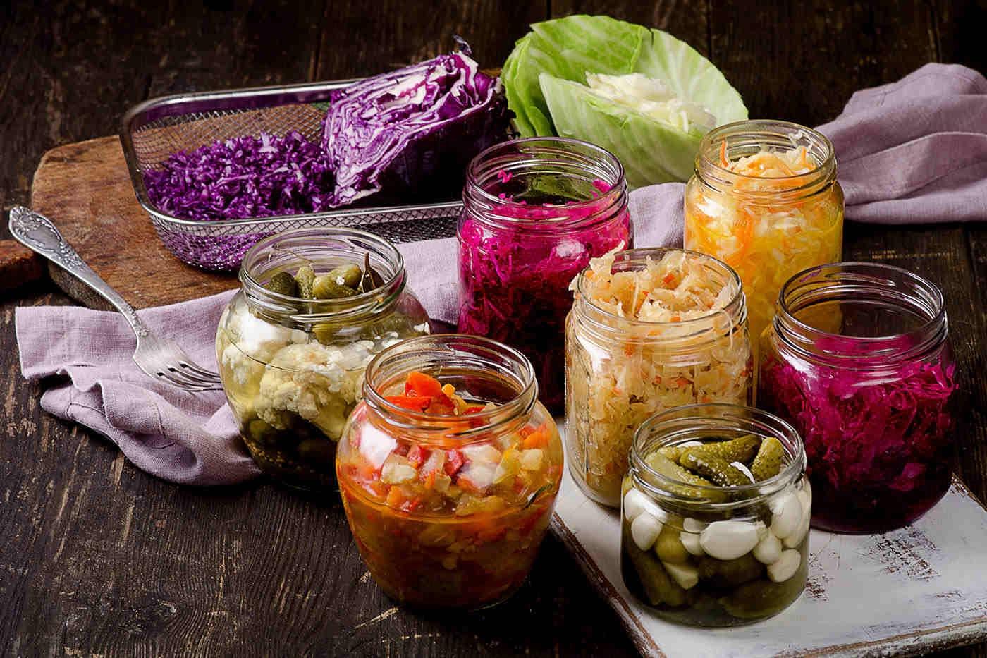 Alimentele fermentate ajută la scăderea inflamației din corp (studiu)