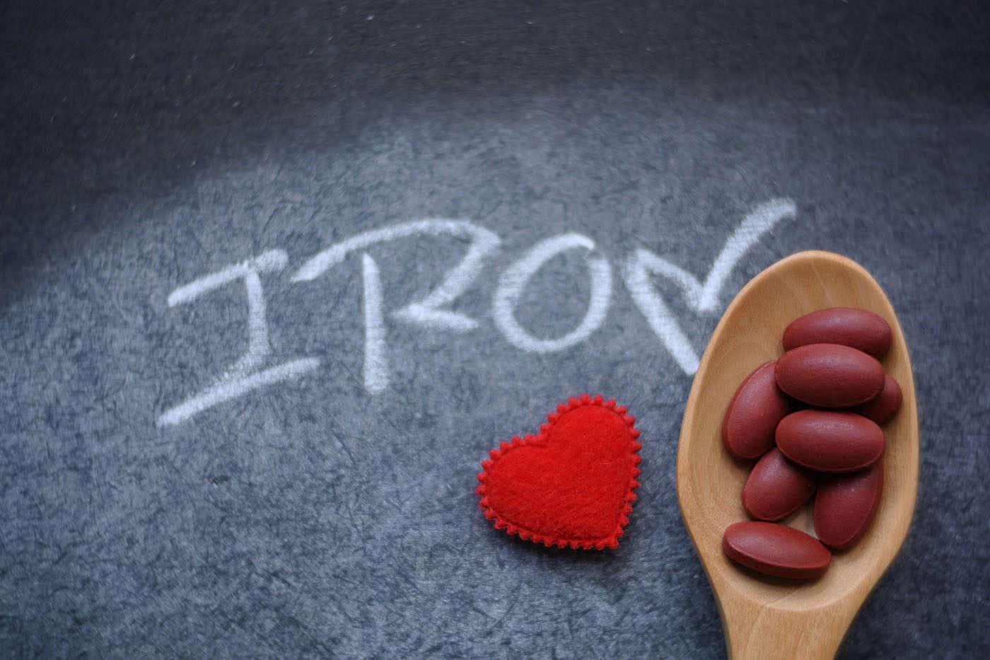 Lipsa de fier la vârsta a doua, corelată cu bolile de inimă