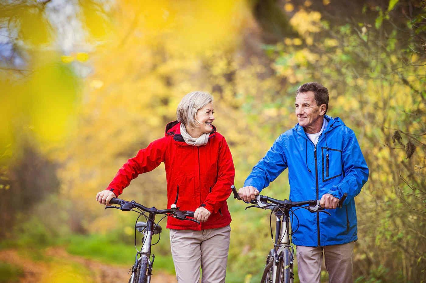 La diabetici, mersul pe bicicletă scade numărul de decese de cauză cardiovasculară (studiu)