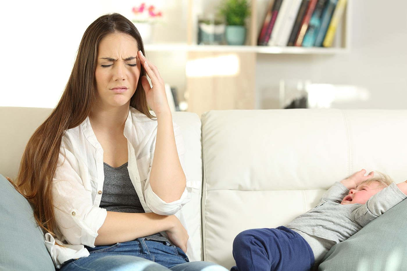 Tantrumul și ADHD-ul: cum sunt corelate?