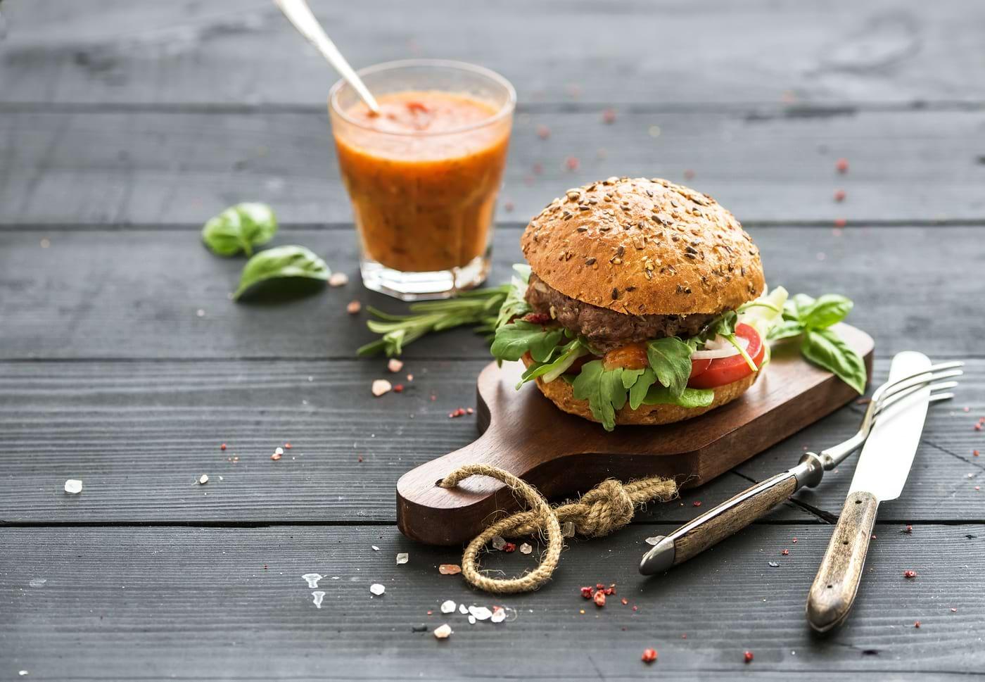 8 idei simple pentru o cină sănătoasă