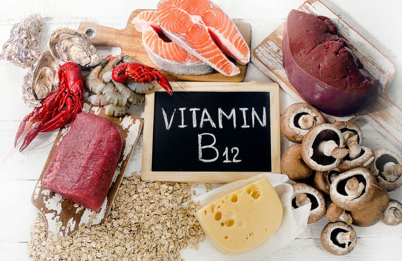 Ai deficit de vitamina B12? Consumă aceste alimente!