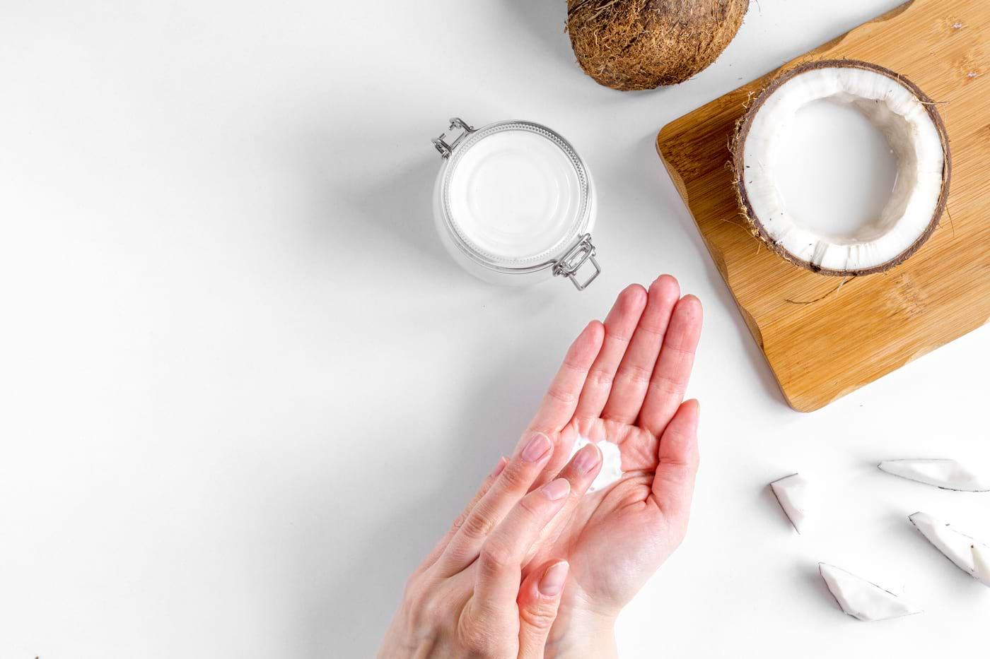 Chiar are uleiul de cocos proprietati antirid?