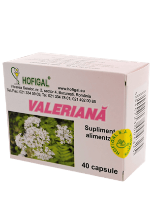 Picture of VALERIANA CT X 40 CPS