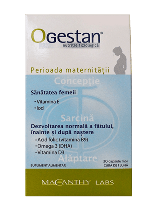Picture of OGESTAN 30CPS