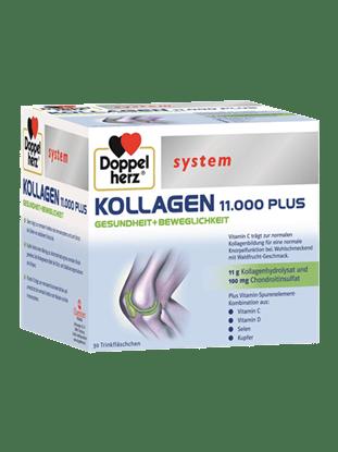 Picture of DOPPELHERZ AKTIV SYSTEM KOLLAGEN 11000 PLUS *30 FL BUV