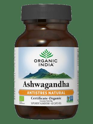 Imagine ORGANIC INDIA Ashwagandha | Antistres Natural