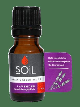 Imagine  SOiL Ulei Esențial Lavandă 100% Certificat Organic