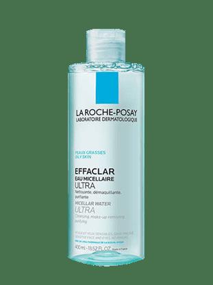 Imagine Apă micelară Ultra Effaclar Mat, recomandată pentru ten gras