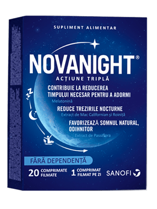 Picture of Novanight Acțiune Triplă