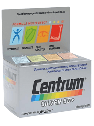 Imagine CENTRUM Silver 50+