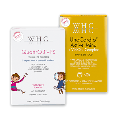 Imagine Pachet WHC-QUATTR03+PS + WHC-UNOCARDIO ACTIVE MIND
