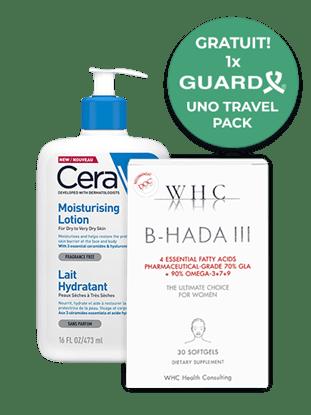 Imagine Pachet Loțiune hidratantă CeraVe + WHC-B-HADA III