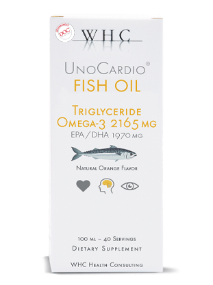Foto de UnoCardio Fish Oil