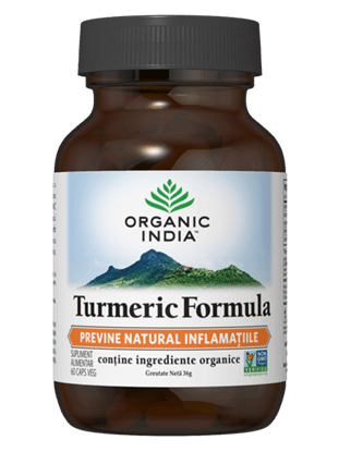 Imagine ORGANIC INDIA Turmeric Formula| Antiinflamator Natural