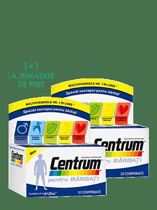 Picture of Bundle 2 x CENTRUM pentru Bărbați