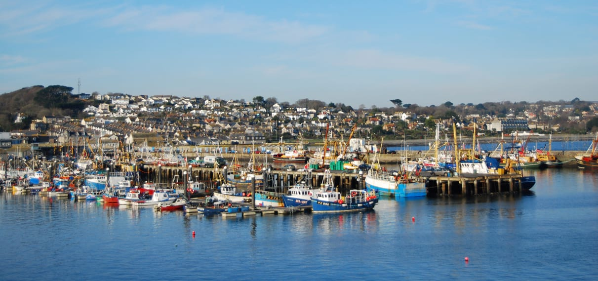 Penzance And Newlyn Holiday Cottages Five And Four Star