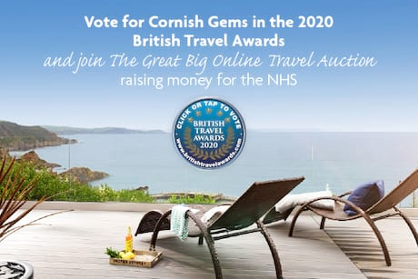 Vote for Cornish Gems in the British Travel Awards