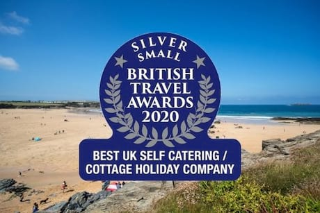 Silver - Small. Best UK Self Catering / Cottage Holiday Company