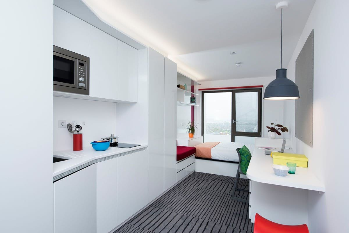 Scape Wembley Student Accommodation Wembley London Afs