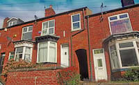 student house Crookes