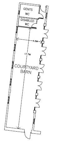 Courtyard Barn