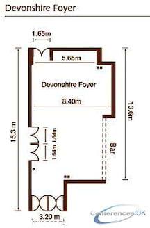 Devonshire Foyer
