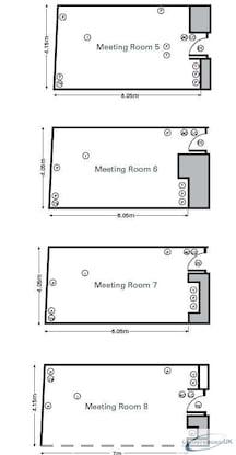 Meeting Room 8 + 9