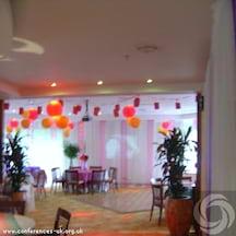 Courtyard + Restaurant