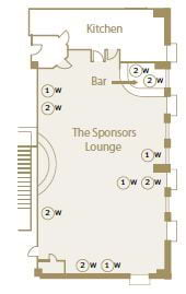 The Sponsors Lounge