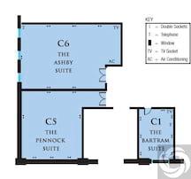 The Bartram Suite
