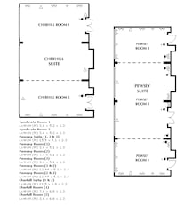 Pewsey Suite (1, 2 & 3)