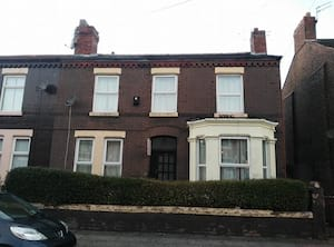 student spare rooms Liverpool