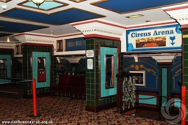 Blackpool Tower and Circus
